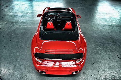 Porsche 997 Turbo Cabrio