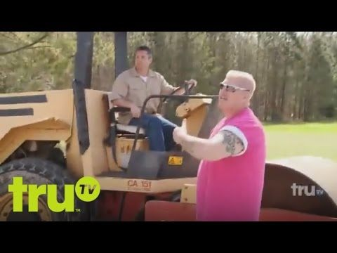 Lizard Lick Towing - Neighbors Fight Over Tractors - YouTube