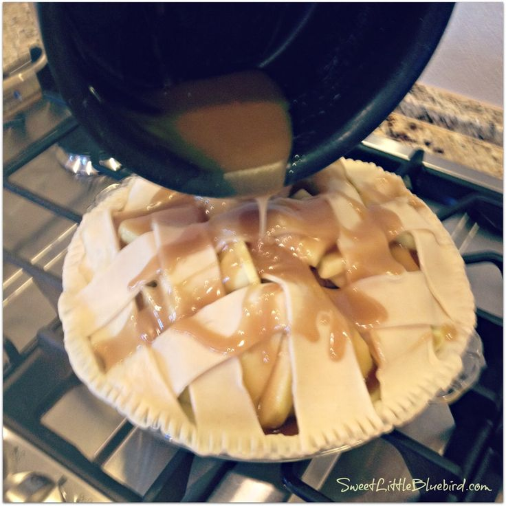 Sweet Little Bluebird: Grandma Ople's Famous Apple Pie-will have to make this dairy and gluten free!