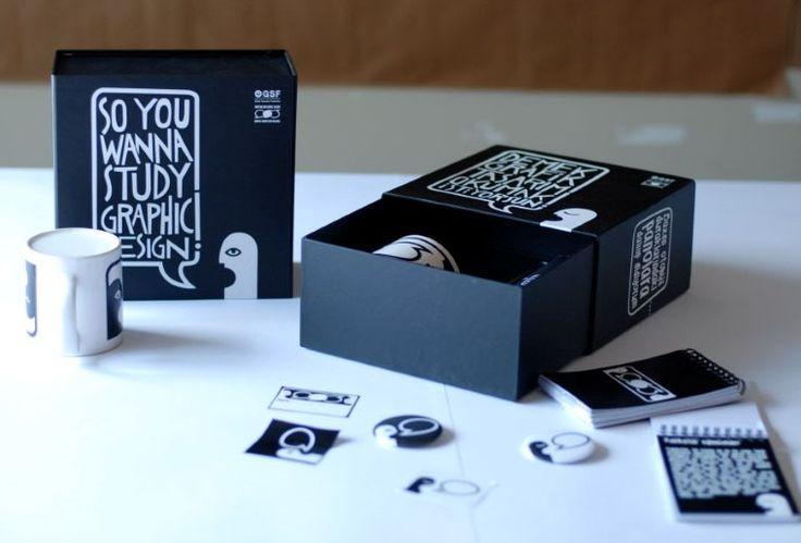 Kit de bienvenida para estudiantes de diseño | No me toques las Helvéticas | Blog sobre diseño gráfico y publicidad