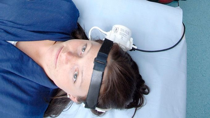 Headphones to diagnose brain injury, infection