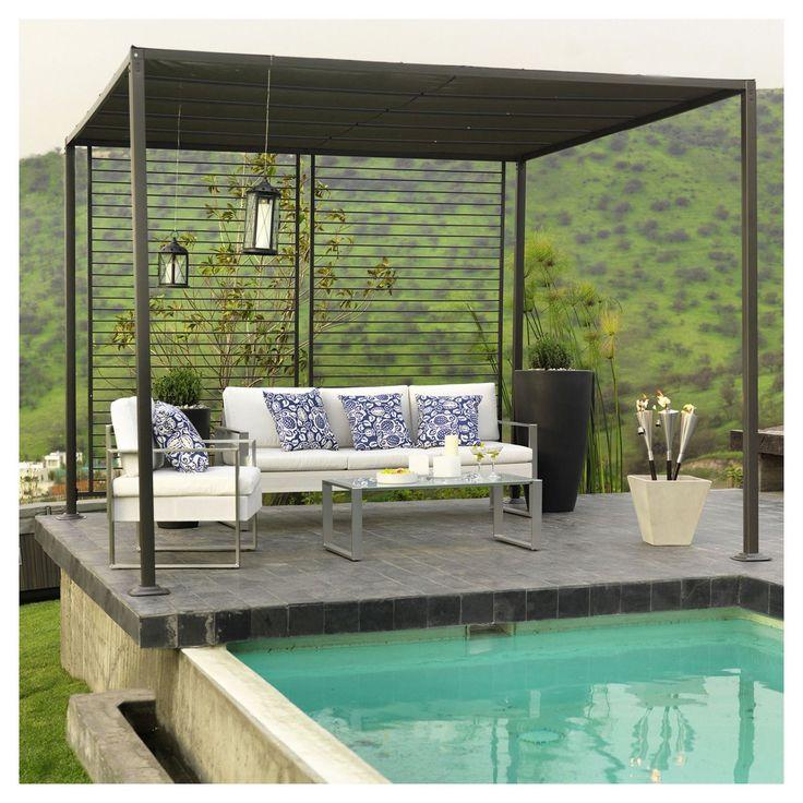 370 mejores im genes de terrazas en pinterest terrazas for Columpio de terraza homecenter