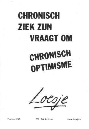 loesje poster