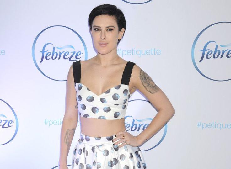 Demi Moore's Daughter Rumer Willis Credits Hip Hop Workout & Yoga for Hot Bikini Body