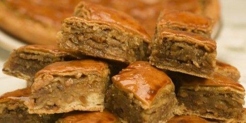 Домашние десерты: восточные сладости из теста / Простые рецепты