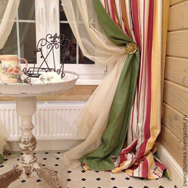 Купить Текстиль - кухня/столовая - шторы для кухни, текстиль, текстиль для интерьера, пошив штор, пошив на заказ