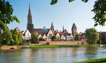 Ulm: 1-3 Nächte für Zwei inkl. Frühstück und 1x Gutschein für ein Heißgetränk im Economy-Hotel Ulm