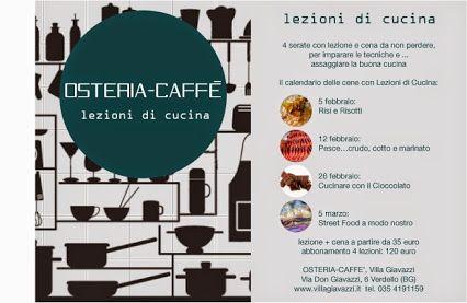 Lezioni di Cucina Villa Giavazzi - Google+