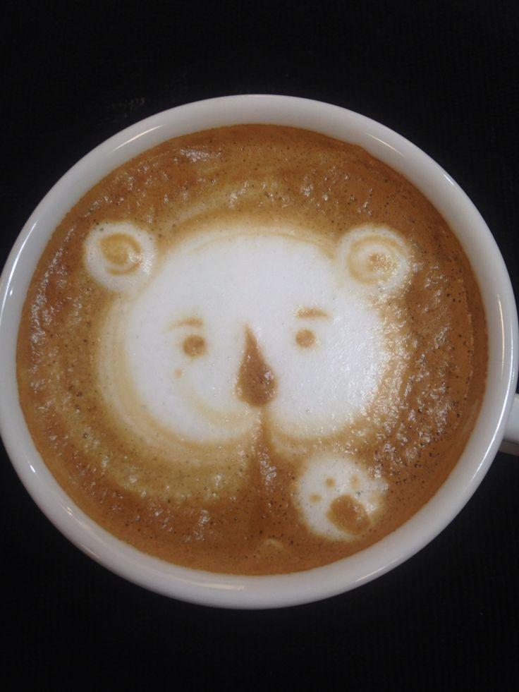 ☕️ #latteart #cappuccino #italy #caffè #milk #mywork #bagnorosa22 #bagnodelfino42
