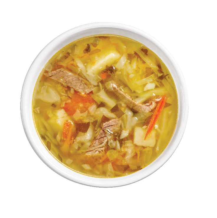 """""""Shchi"""" Fresh Cabbage and Beef Soup from #YummyMarket"""