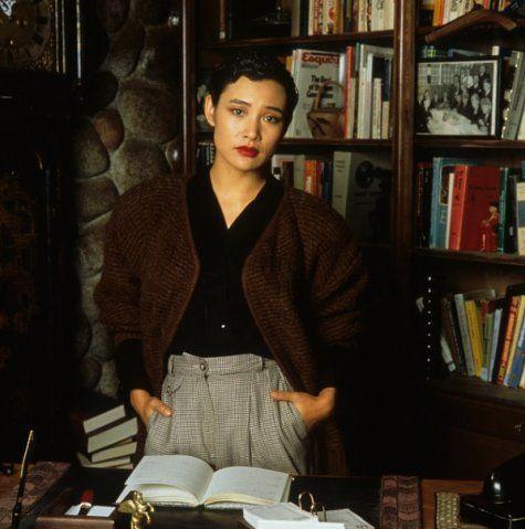 Josie Packard, played by Joan Chen  Twin Peaks