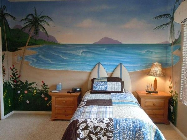 17 best images about beach bum on pinterest beach theme for Beach themed kids room