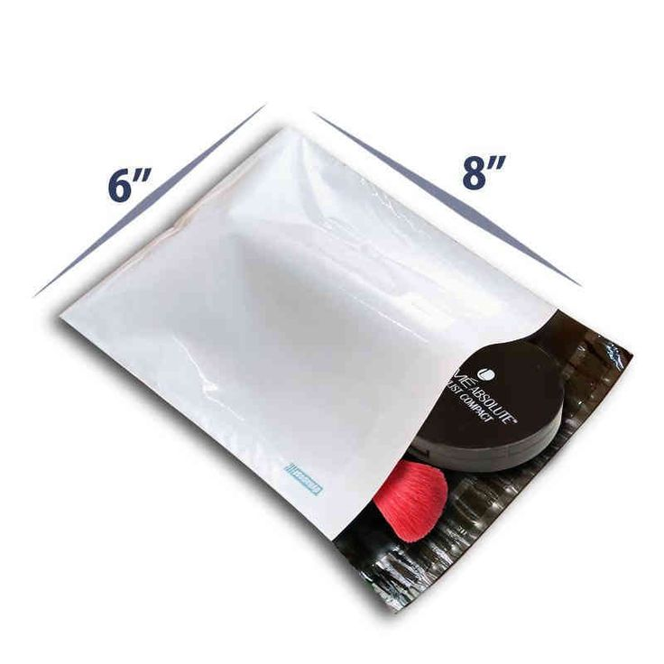 6 x 8 Tamper Proof Courier Bags for Jewellery Packaging