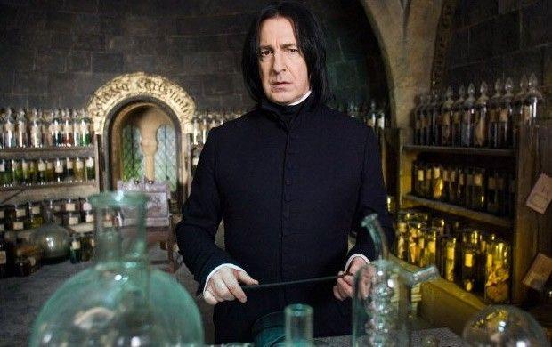 Morre Alan Rickman, Snape de 'Harry Potter'