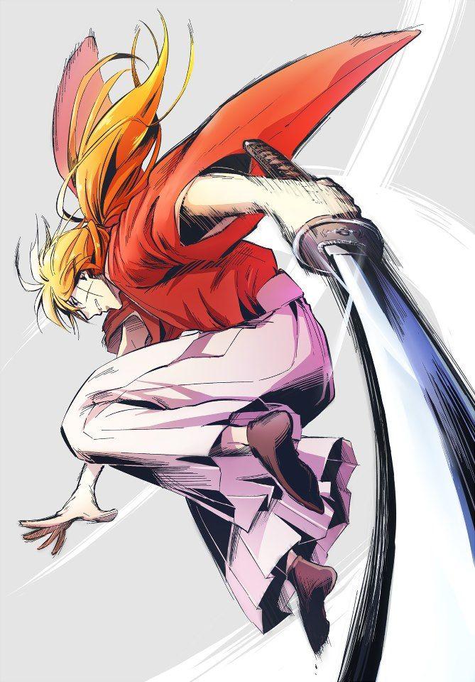 Rurouni Kenshin * Anime Manga Pinterest