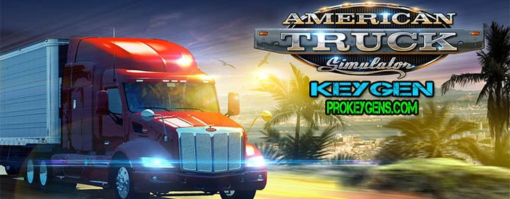 American Truck Simulator Keygen (CD Keys)