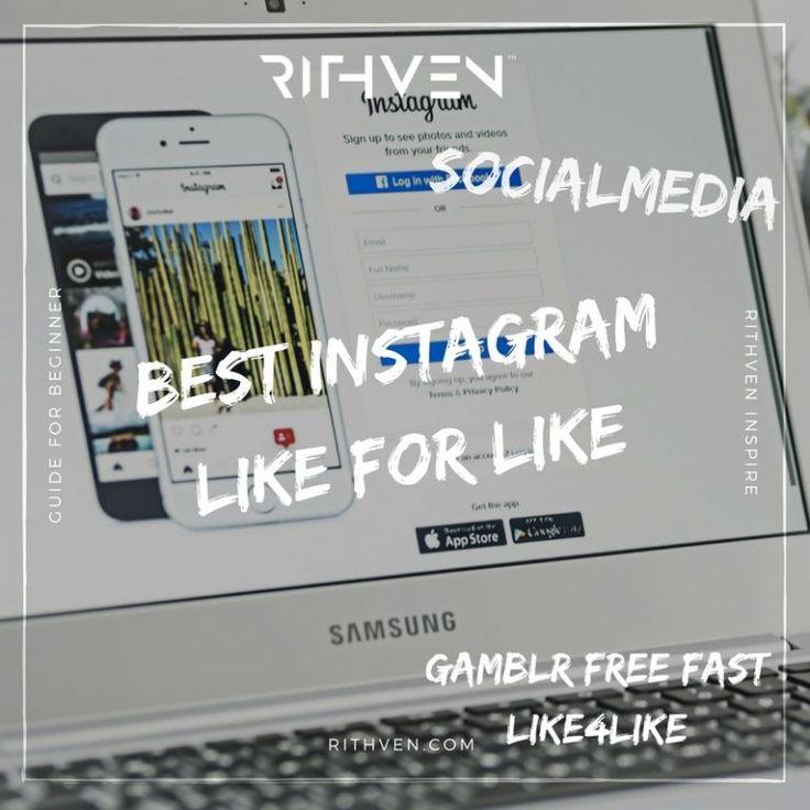 best Instagram like for like