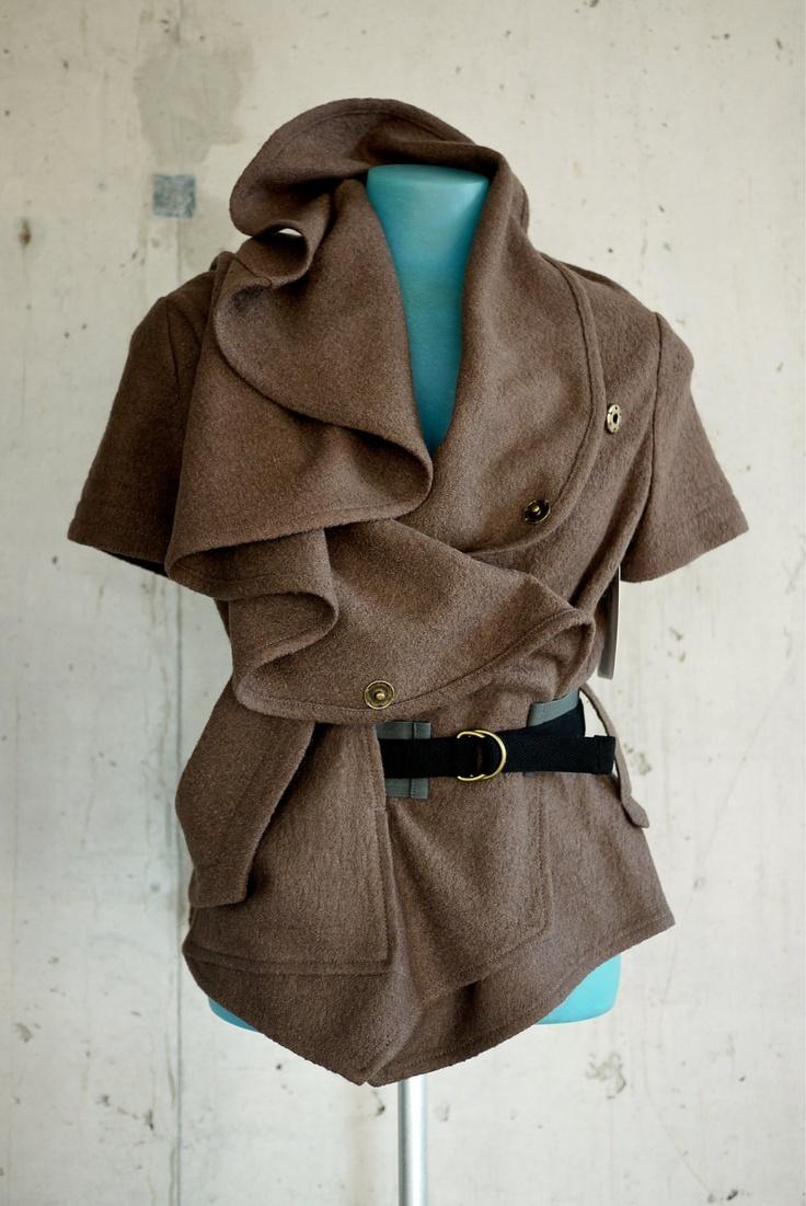 Easy to drape jacket