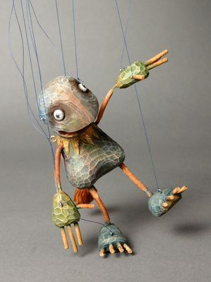 Sota SAKUMA - Sota SAKUMA --- #Theaterkompass #Theater #Theatre #Puppen #Marionette #Handpuppen #Stockpuppen #Puppenspieler #Puppenspiel