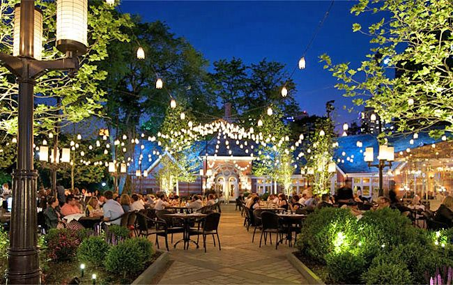 8 NYC Restaurants with Gorgeous Park Views - including Tavern on the Green (Photo: Tavern on the Green)