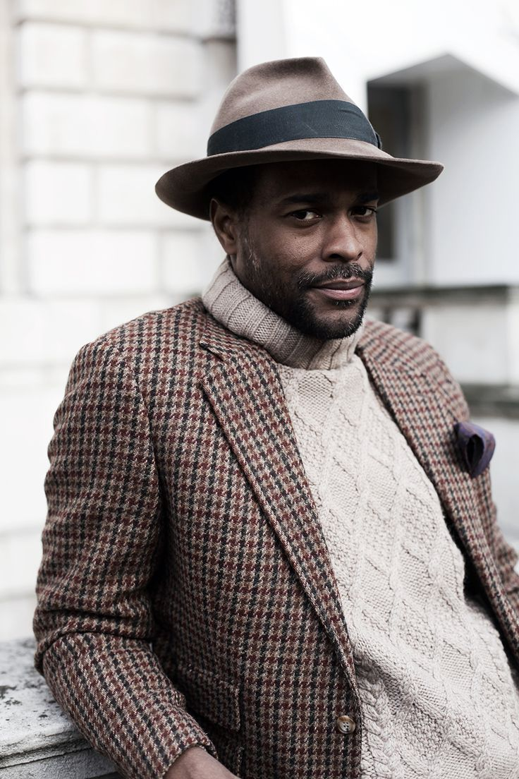 Street Style: Tweed