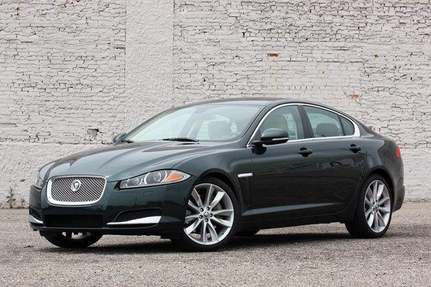2013 Jaguar XF 3.0 Supercharged