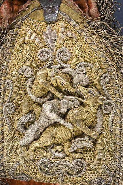 (via Fastes de cour et cérémonies royales - exposition au château de Versailles)