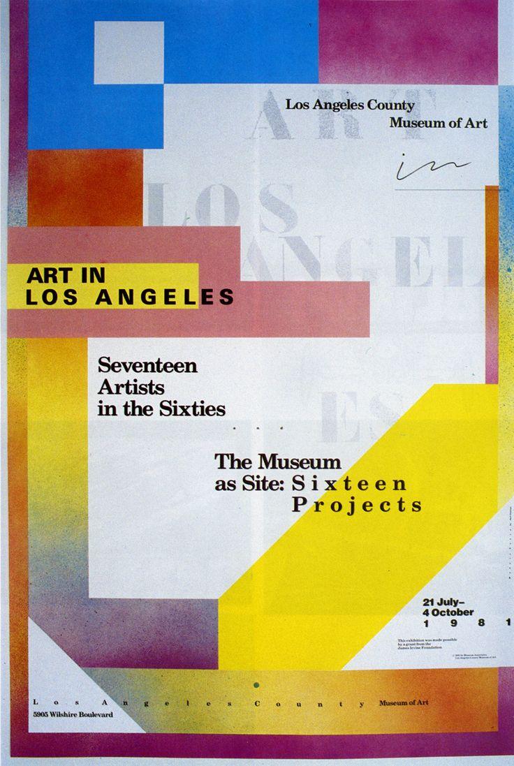 Art in Los Angeles  April Greiman Studio, Los Angeles, California, 1982