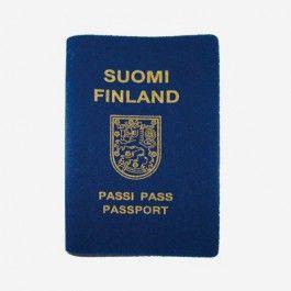 Suomi Finland passinkannet, passikotelo - Matkalaukut, lentolaukut ja muut laukut sekä matkavarusteet ja matkatarvikkeet meiltä | Triptek.eu
