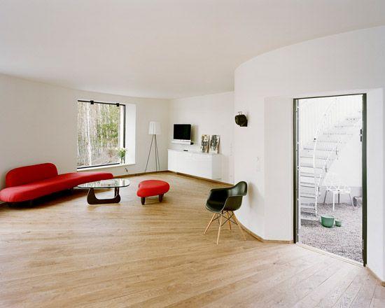 Sweden House With Passive Heating – Villa Nyberg by Kjellgren Kaminsky | DigsDigs