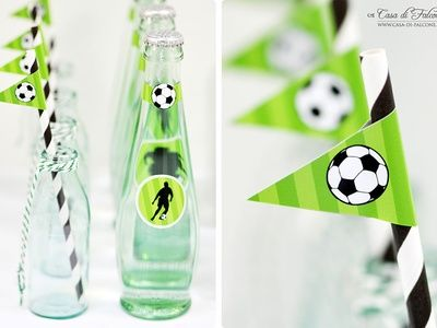 Partytheme Soccer Cup from www.Casa-di-Falcone.de
