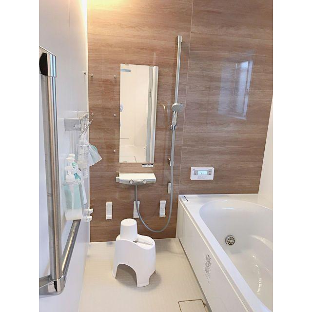 バス トイレ お風呂 リクシルのお風呂 Lixilのお風呂のインテリア実例