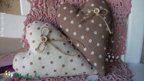 Meska - Country dots - vidéki romantika szívek párban kridacountry kézművestől