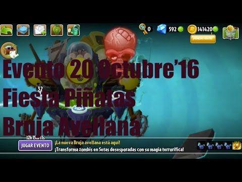 Plants vs Zombies 2 - Evento/Plantas Edición Especial - 20 Octubre'16 - ...