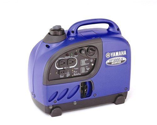 Yamaha EF1000iS 1,000 Watt 50cc OHV 4-Stroke Gas Powered Portable Inverter Generator (CARB Compliant) Review | Boolger