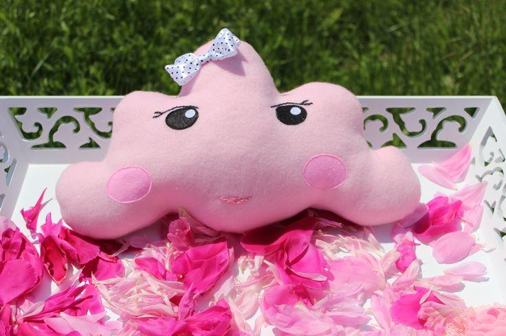 Happy pink cloud
