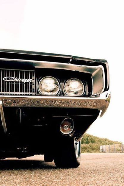 Dodge Charger 1970. (via Dodge Charger 1970)