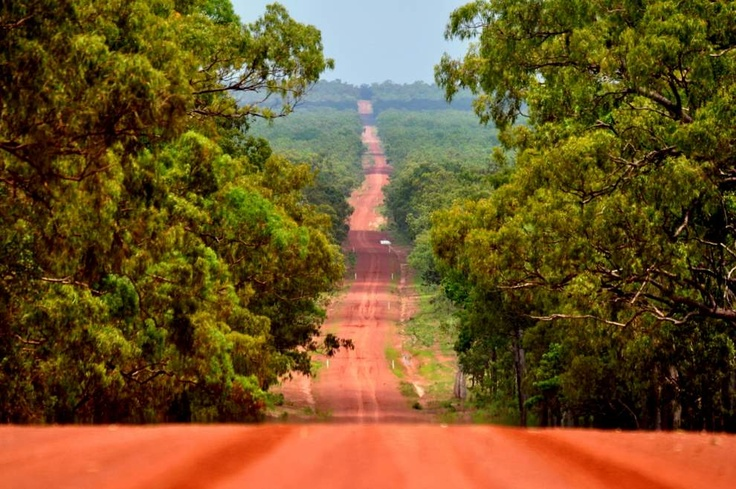 Australian Outback - on the way to Cape York