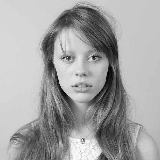 Mia Goth   muses & heroes & archetypes   Pinterest