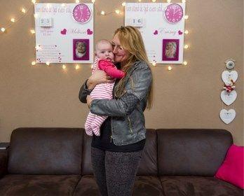 NIPT test ●Dokters gaven mijn baby geen kans, maar kijk hoe gezond ze is' ●Negen weken dachten Richard en Nancy Schouten dat ze hun zwangerschap zouden moeten afbreken. Dat hun baby niet levensvatbaar was. Maar toen kwam Emmy.●Het Nederlandse koppel had in de tiende week van de zwangerschap in de Antwerpse Gendia-kliniek 590 euro betaald voor de Niet-Invasieve Prenatale Test (NIPT).