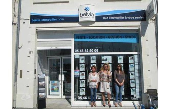 Agence BELVIA IMMOBILIER - La Rochelle