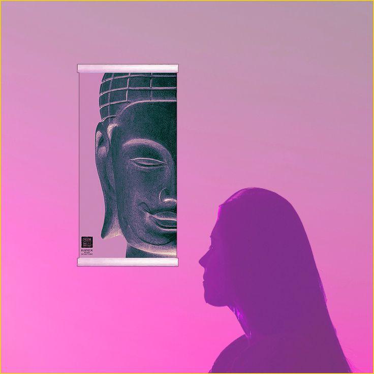 Buddha Bedroom Decor - Kakémono scrolling poster SRCK-015