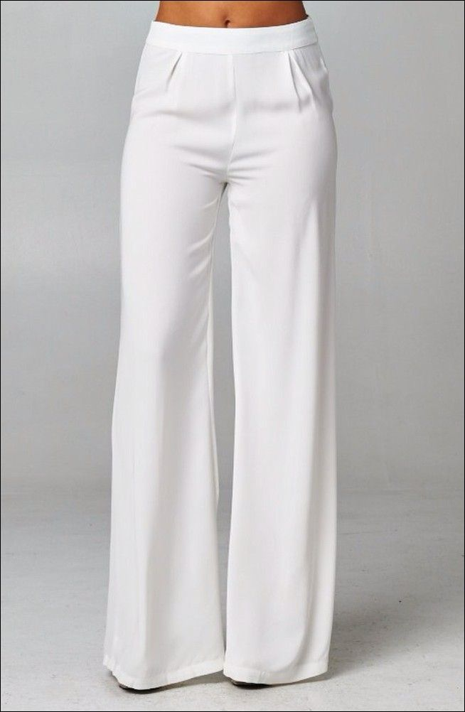 Best 25+ Palazzo pants ideas on Pinterest | Pantalones ...