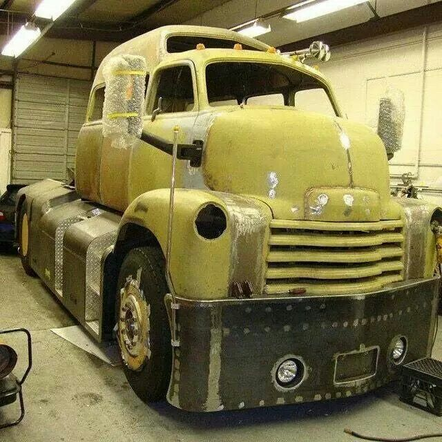 Mack Truck Rod Before And After: 1613 Best Semi Trucks Images On Pinterest