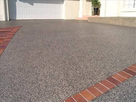 Image result for textured driveway paint