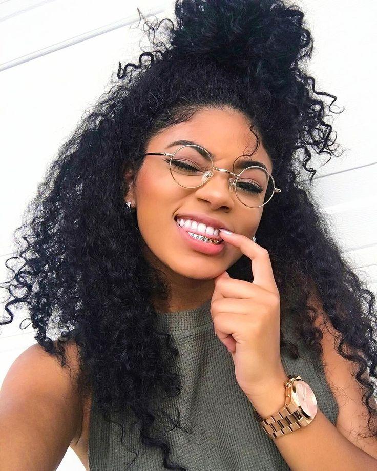 21 Best Glasses I Images On Pinterest Coily Hair New York City