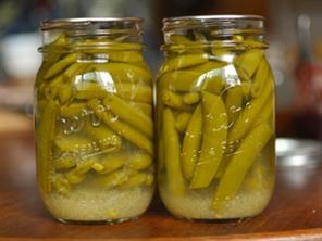 pickled gingered snap peas | canning /perserving | Pinterest