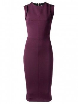 Victoria Beckham Fitted Dress worn by Annalise Keating on How to Get Away With Murder. Shop it: http://www.pradux.com/victoria-beckham-fitted-dress-35118?q=s79