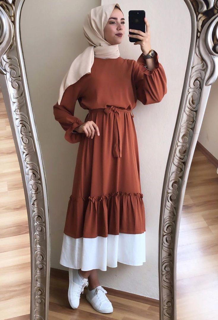 Untitled Islami Moda Islami Giyim Elbise