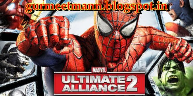 Marvel Ultimate Alliance 2   Download Full Version Free PC Game